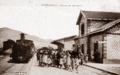 Estación de Ferrocarril de Fuengirola