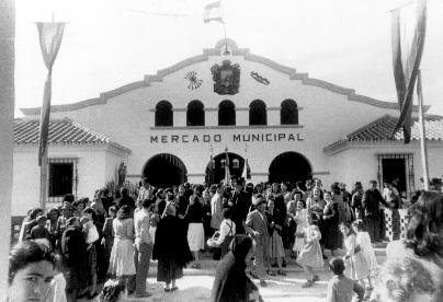 Inauguración del Mercado Municipal de Fuengirola