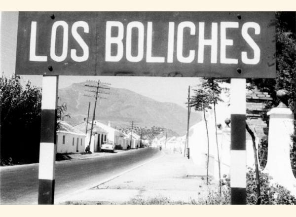 Los Boliches