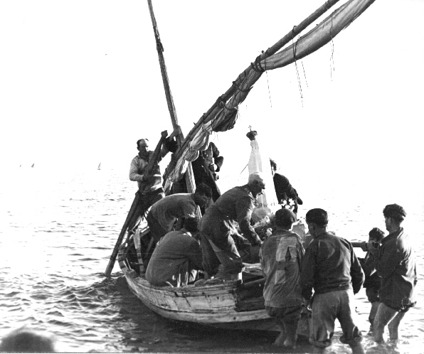 Pescadores de Fuengirola