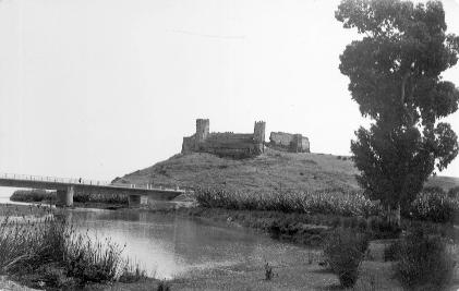 Vista del Castillo de Fuengirola