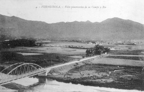 Vista panorámica de Fuengirola
