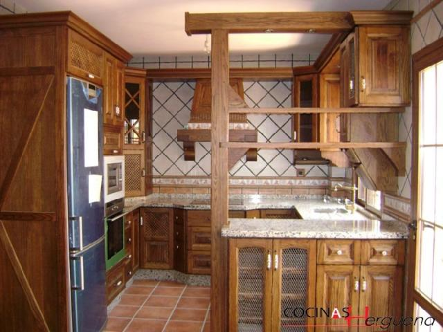 Fotos de Cocinas Herguena