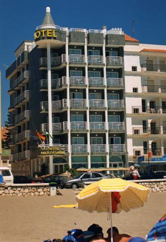 Hotel Villa De Laredo Fuengirola