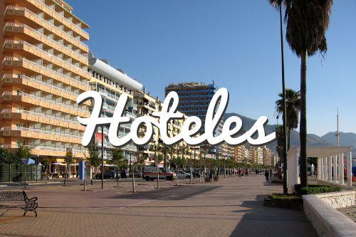 Hoteles en Fuengirola y Mijas