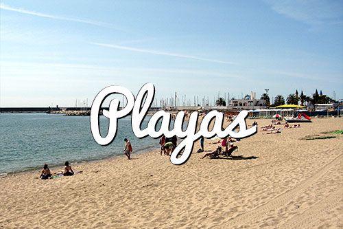 Playas de Fuengirola y Mijas