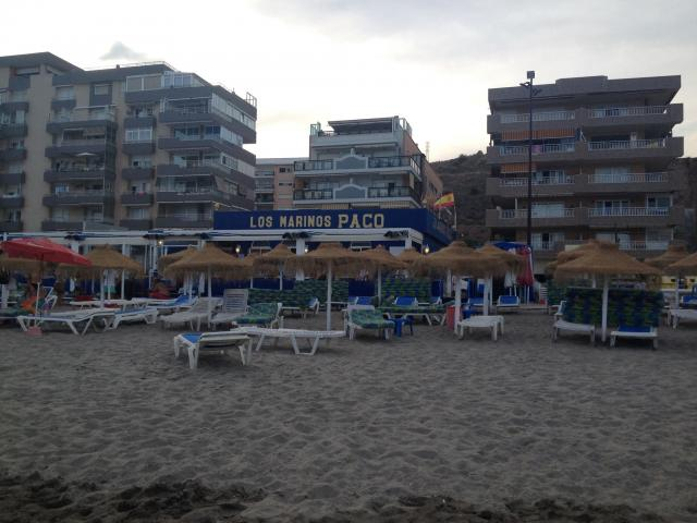 Pictures of Carvajal Beach