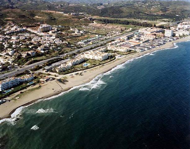 Fotos de Playa El Bombo (Mijas)
