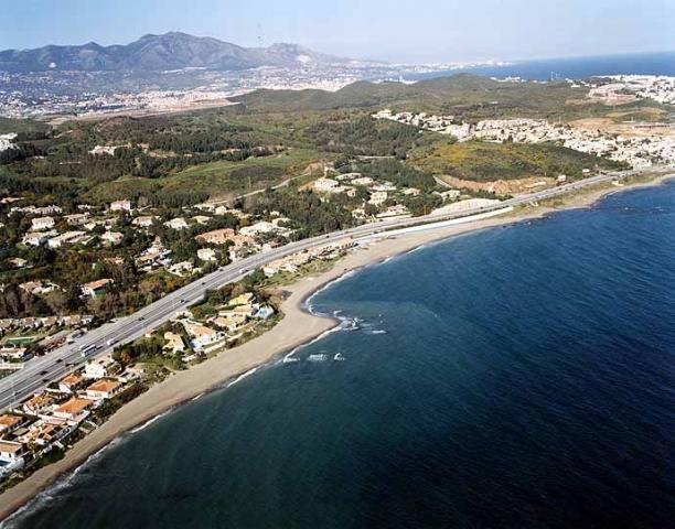 Fotos de Playa El Chaparral (Mijas)