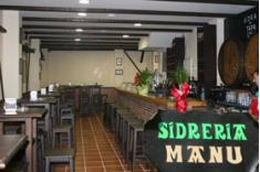 Sidrería Manu