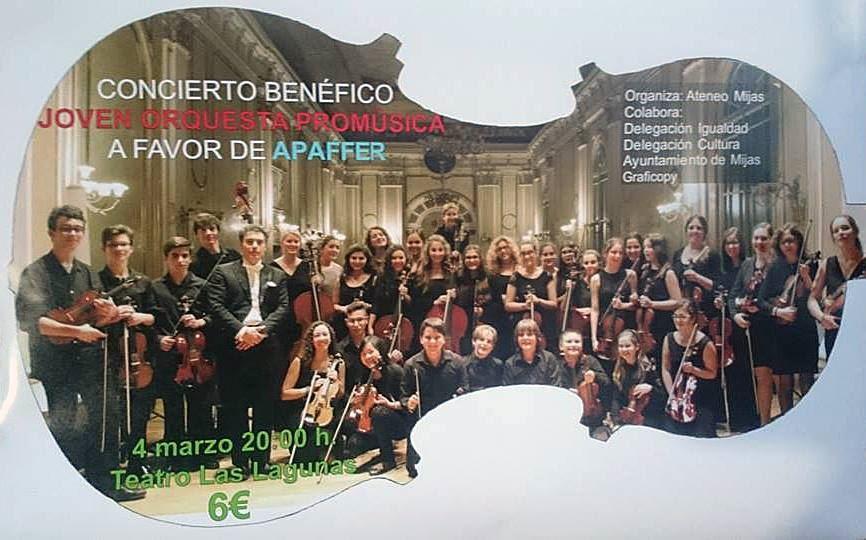 Concierto benéfico Joven Orquesta Promúsica