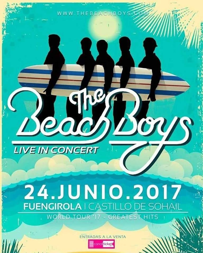 Concierto de Los Beach Boys
