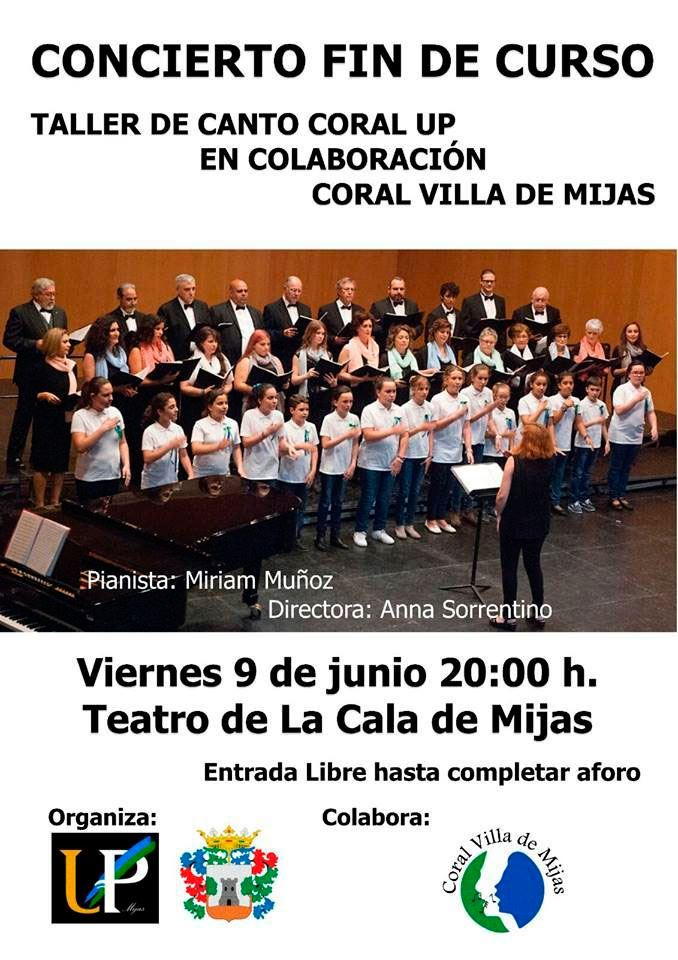 End-of-Course Concert: Choral Singing Workshop