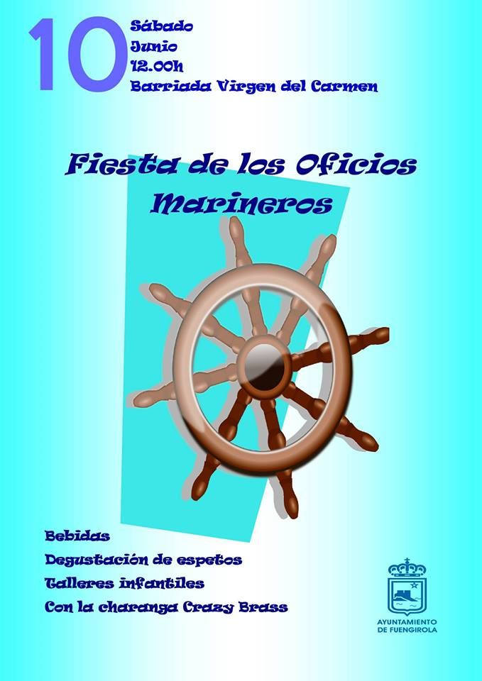 Sailor's proffesion festival in Fuengirola