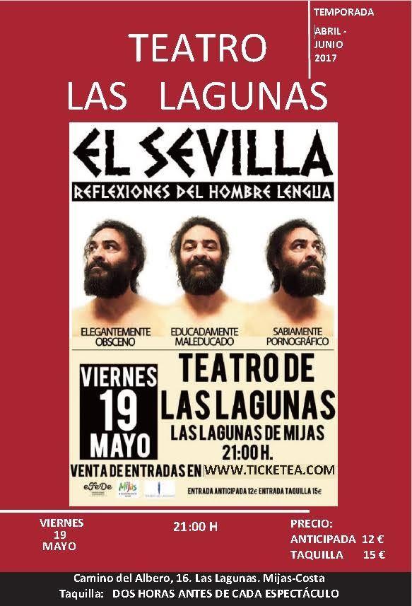Teatro Las Lagunas: El Sevilla