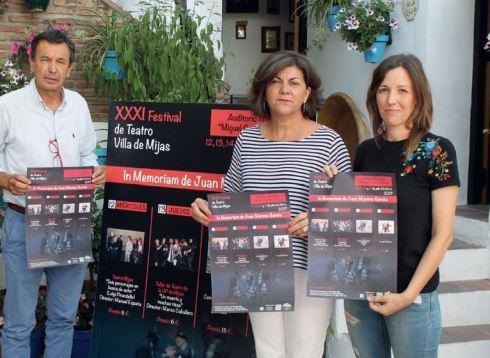 XXXI Villa de Mijas Theater Festival