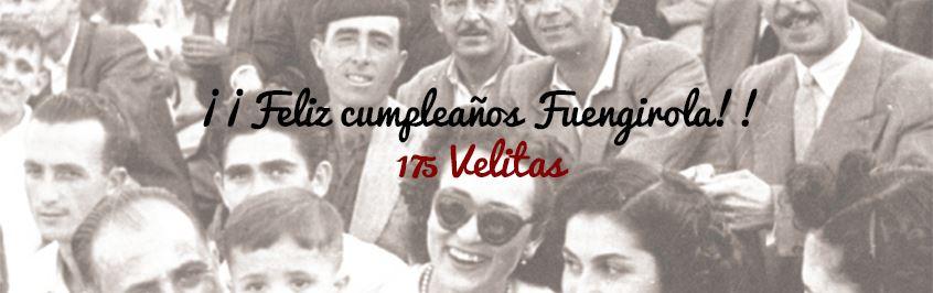 Cumpleaños Feliz Fuengirola - 175 Velas