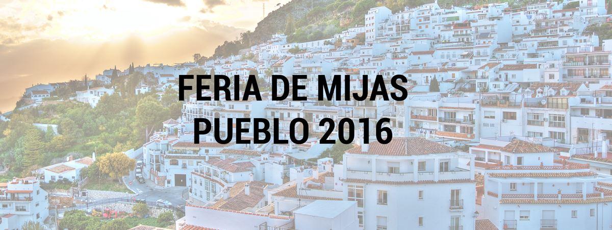 Feria Mijas Pueblo 2016