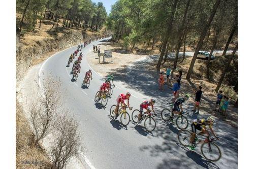 3 Etapa de la Vuelta ciclista de España pasará por las Lagunas