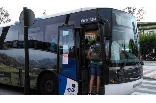 Becas de transporte universitario en Mijas - Plazo abierto