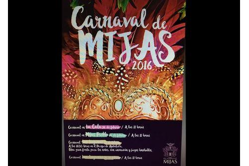 Carnaval de Mijas 2016 - 14 Febrero