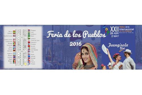 Feria de los Pueblos Fuengirola 2016 - Toda la Información
