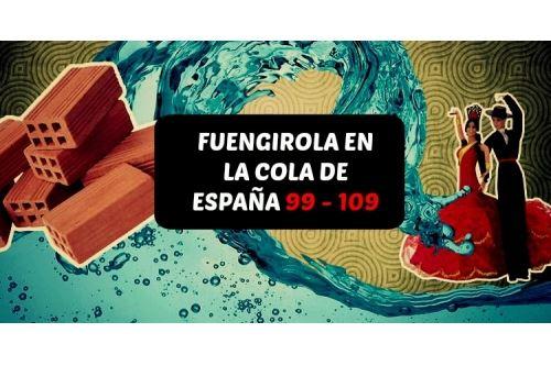 Fuengirola en la cola - Puesto 99 de 109