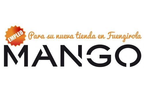 Mango seeks staff for a new store in Fuengirola