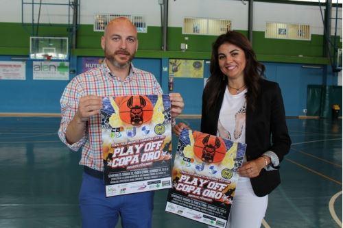 Mijas hosts this weekend the Final Four Women's Gold Women's Basketball