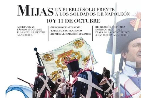 Mijas comienza una Guerra este Sábado 10