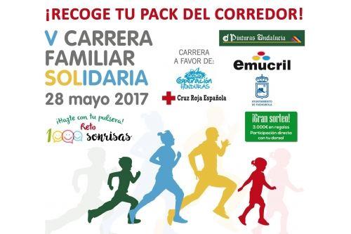 Quinta carrera familiar solidaria de Pinturas Andalucía
