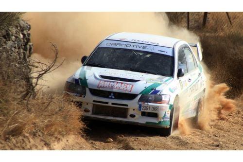 Rallyes de tierra en Mijas 2015