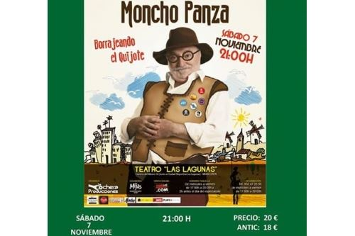 Teatro Mijas Moncho Panza - 7 Noviembre 2015