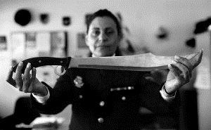 Olga Lizana, la enemiga de los criminales de la Costa del Sol